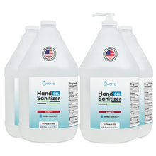 Load image into Gallery viewer, WAVE HAND SANITIZER (GEL) Gallon with Pump