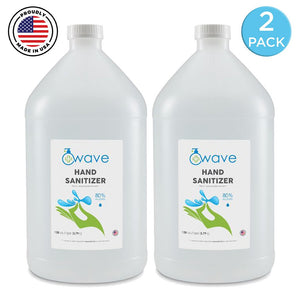 Wave Essentials - WAVE HAND SANITIZER (LIQUID) 1 Gallon