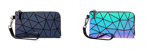 Aurora color-shifting wallet from Aliens Gear store.