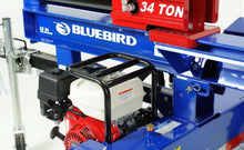 Load image into Gallery viewer, Log Splitter Bluebird LS34H