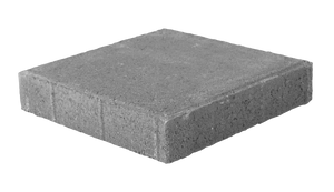 CityStone Pavers 12in x 12in x 2in Stepping Stone (120pcs / Pallet) by PaveStone