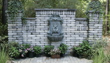 "Load image into Gallery viewer, Stonegate Wall Cap 3"" Tumbled Stone Retaining Wall Cap (26sqft / 120pcs / pallet)"