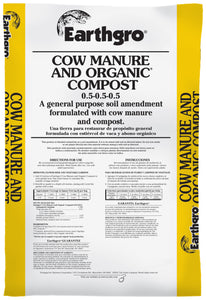 Earthgro Cow Manure and Organic Compost