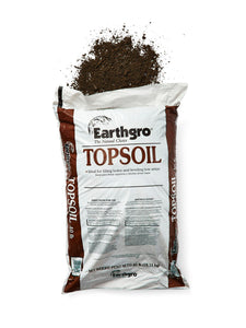 Earthgro Topsoil 40lb Bag
