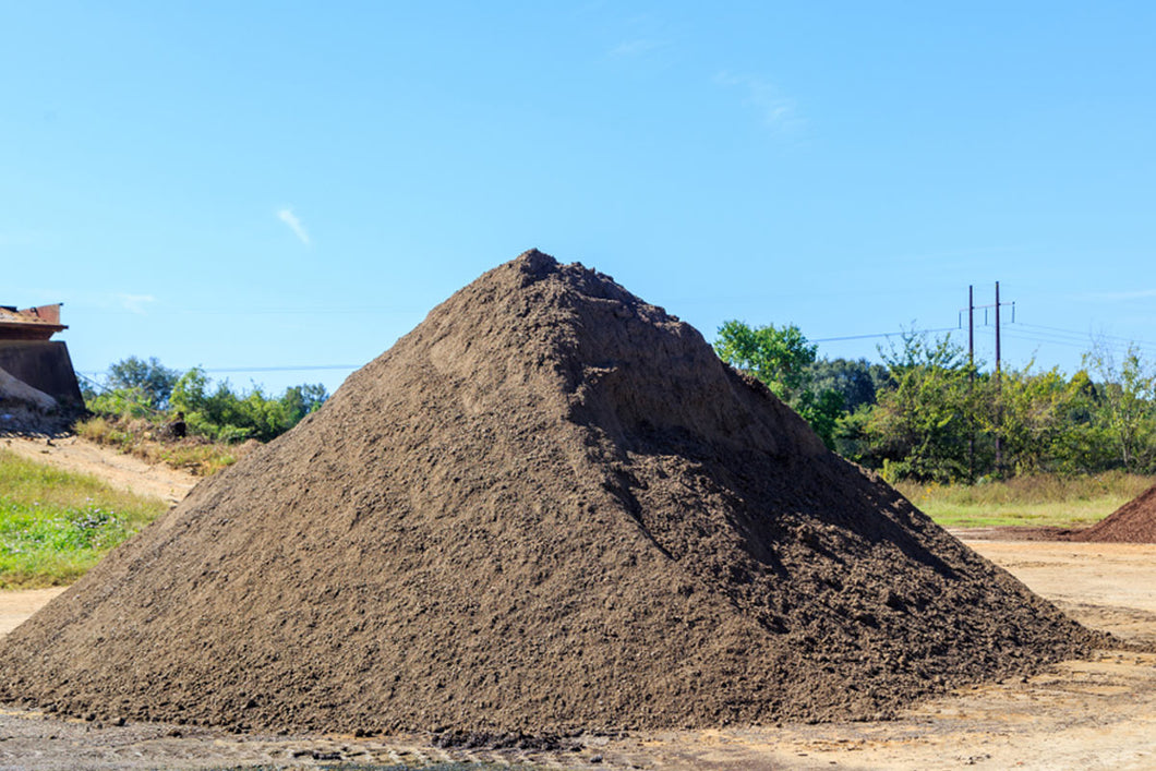Screened Topsoil Bulk