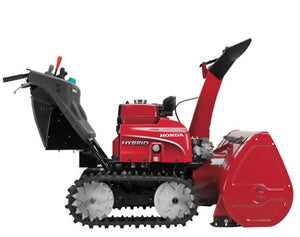 "Snow Blower 36"" Track Drive Hybrid Electric Start 662670"