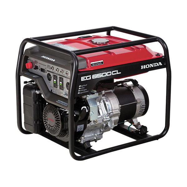 Commercial Generator 6500 Watt 660620