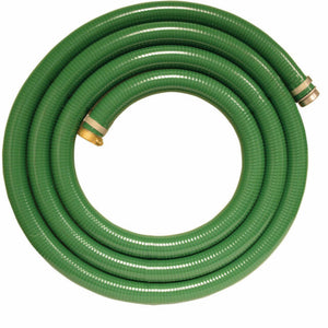 "Rental: Hose Suction 3"" X 20' Pin Lug"