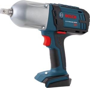 High Torque Impact Wrench W/Pin Detent Bare Tool Bosch HTH181B