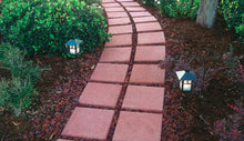 "Load image into Gallery viewer, Stepping Stones 12"" Square Patio Stone 12x12x2 (168 Pcs / Pallet)"
