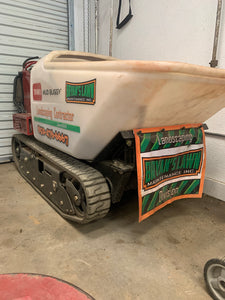 Rental: Mud Buggy with Dump