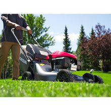"Load image into Gallery viewer, Self-Prop Mower 21"" Elec.Start Mulch Bag Discharge 663040"