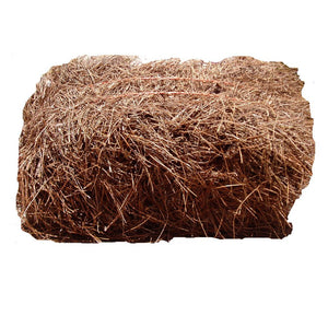 Pinestraw Slash Square Bales