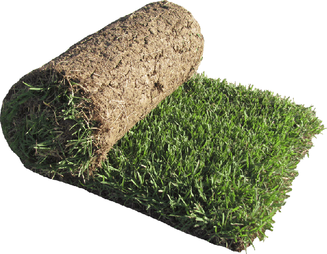 Sod by the Piece