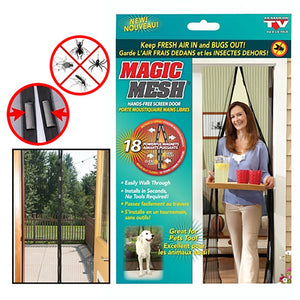Magic Mesh (myggnett)