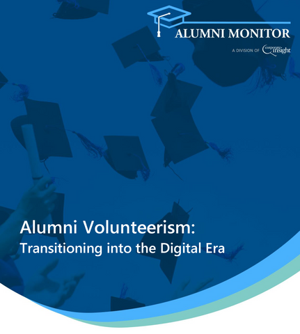 Alumni Volunteerism: Transitioning into the Digital Era