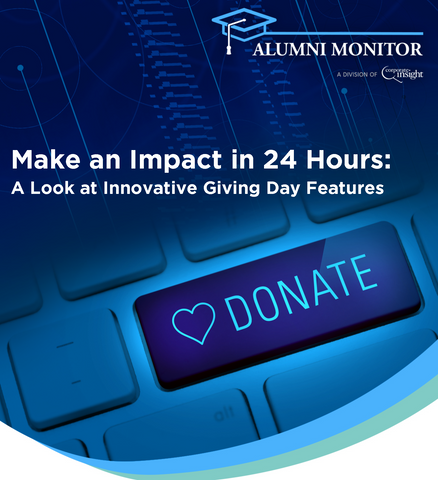 Make an Impact in 24 Hours: A Look at Innovative Giving Day Features