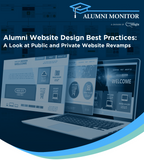 [Complimentary] Alumni Website Design Best Practices: A Look at Public and Private Website Revamps