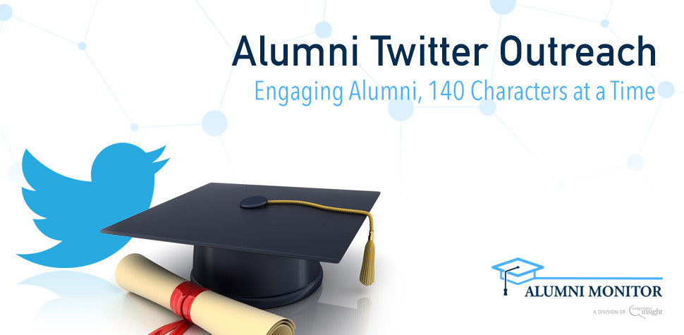 Alumni Twitter Outreach Report