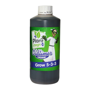 Oldtimer Organic Bloom 5-3-3 - NPK Technology Hydroponics