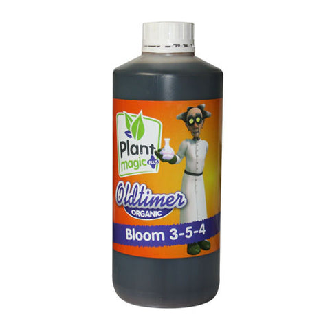 Oldtimer Organic Bloom 3-5-4 - NPK Technology Hydroponics