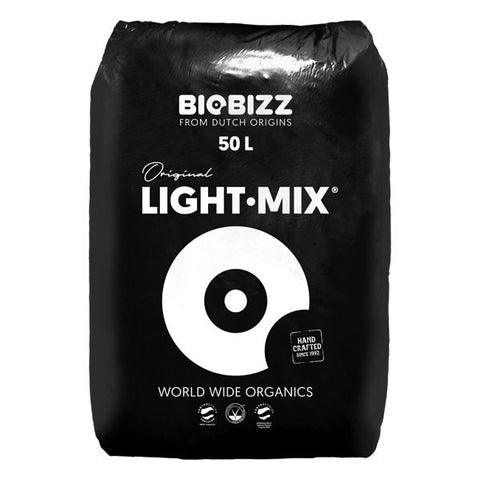 BioBizz Light-Mix 50l - NPK Technology Hydroponics