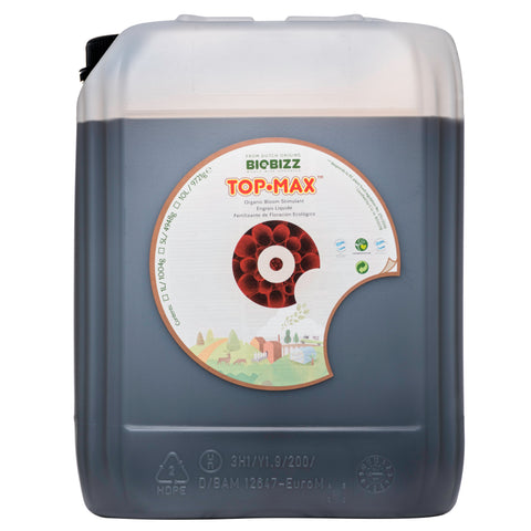 Biobizz - Top Max - NPK Technology Hydroponics