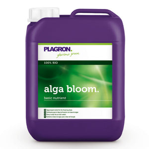 Plagron Alga Bloom Nutrient - NPK Technology Hydroponics