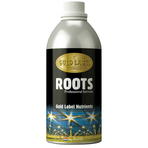 Gold Label - Roots - NPK Technology Hydroponics