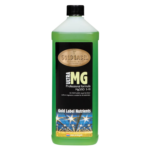 Gold Label - Ultra MG - NPK Technology Hydroponics