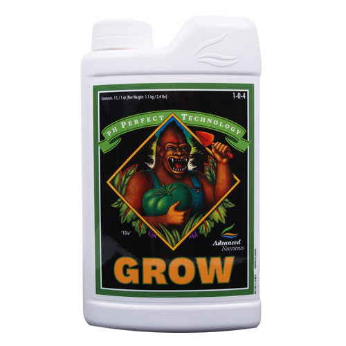 Advanced Nutrients - Grow / Micro / Bloom (pH Perfect)