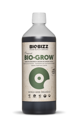 BioBizz Bio-Grow - NPK Technology Hydroponics