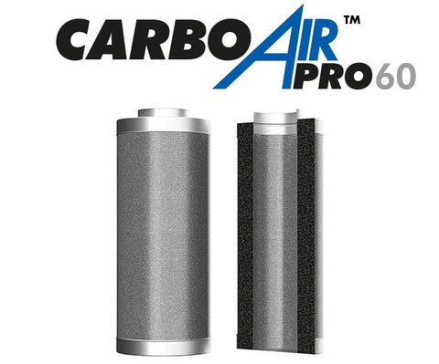 CarboAir Pro 60 Filters - NPK Technology Hydroponics