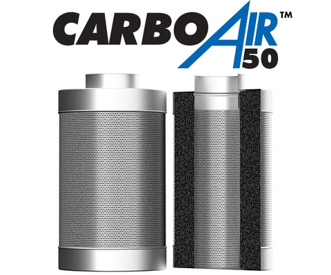 CarboAir 50 Filters - NPK Technology Hydroponics