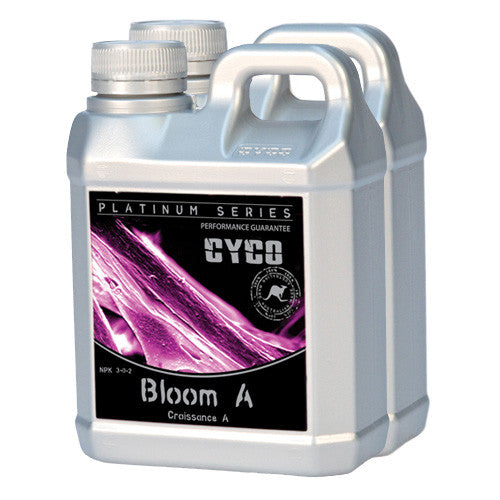 CYCO Bloom A&B - NPK Technology Hydroponics