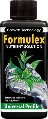Growth Technology - Formulex - NPK Technology Hydroponics