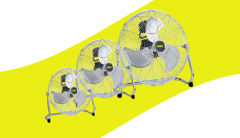 Garden Highpro - Floor Fan Series - NPK Technology Hydroponics