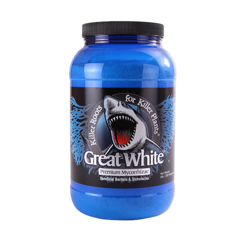 Great White Premium Mycorrhizae - NPK Technology Hydroponics