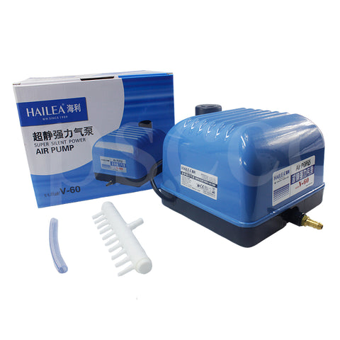 Hailea - V Air Pumps Series - NPK Technology Hydroponics