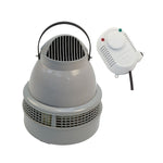 HR-15 Humidifier and Hygrostat Control full kit - NPK Technology Hydroponics