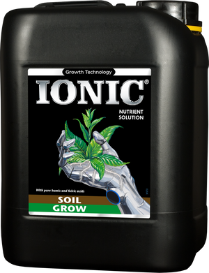 Growth Technology - Ionic - Soil Grow - NPK Technology Hydroponics