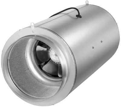 Can-Fan Isomax Series - NPK Technology Hydroponics