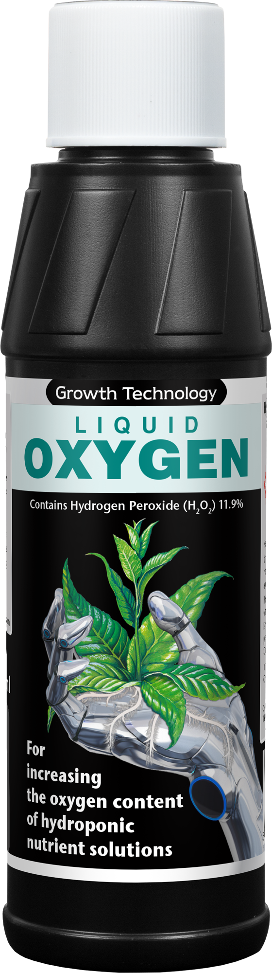 Growth Technology - Liquid Oxygen - NPK Technology Hydroponics