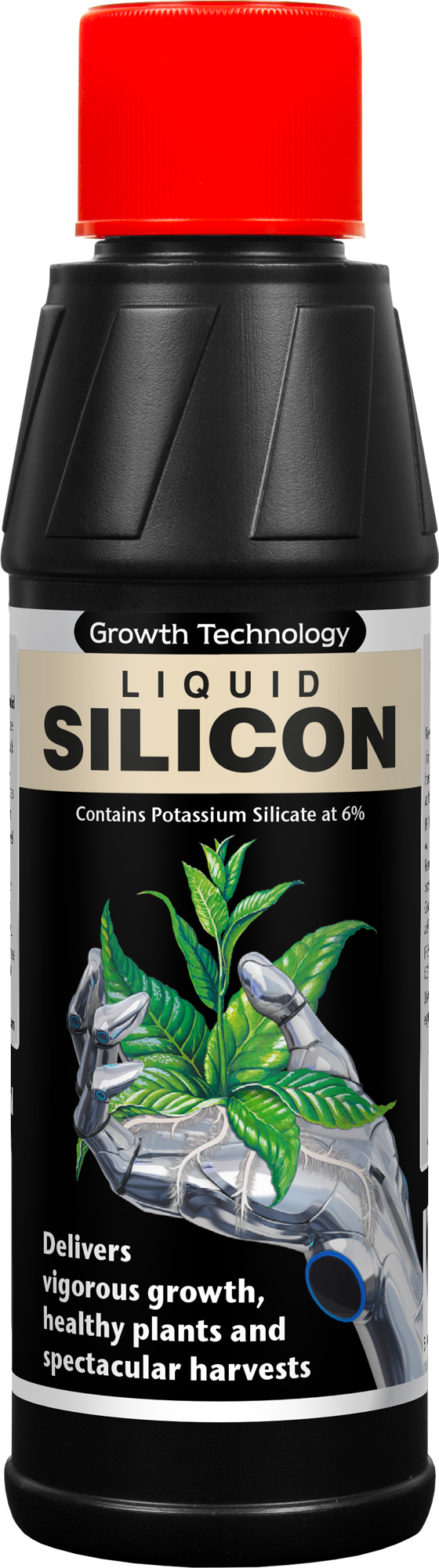 Growth Technology - Liquid Silicon - NPK Technology Hydroponics