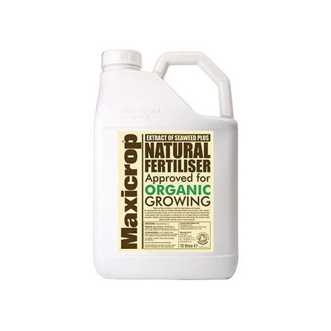 Maxicrop natural fertiliser 10L - NPK Technology Hydroponics