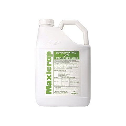 Plus complete garden feed 10L - NPK Technology Hydroponics