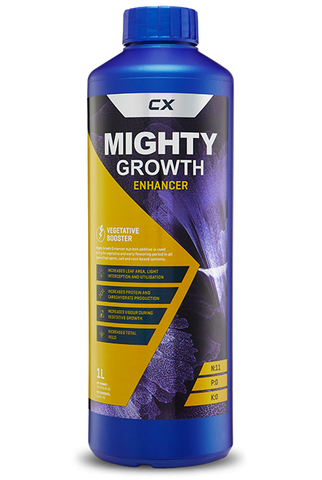 CX Hydroponics - Mighty Growth Enhancer - NPK Technology Hydroponics