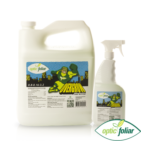 Overgrow Foliar spray - NPK Technology Hydroponics