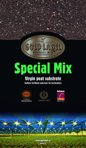Gold Label - Special Mix - NPK Technology Hydroponics