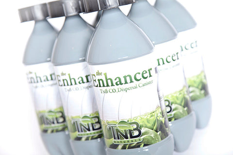 TNB Naturals CO2 Dispersal Canister - NPK Technology Hydroponics